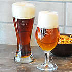 His and Hers Pilsner Set