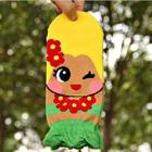Kawaii Hawaiian Hula Girl Socks