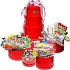 Red Mega Valentine Nostalgic Candy Gift Tower