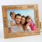 Personalized Vacation 8x10 Picture Frames
