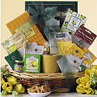 Tea Treasures Large Gourmet Tea Gift Basket