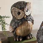 Woodland Owl Statue