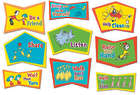 Dr. Seuss Jumbo Classroom Rules Wall Decorations