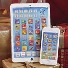 Kids' Tablet and Toy Phone Set