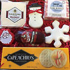Holiday Cheese Assortment Gift Box