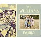 Family Adventure Personalized Photo Canvas
