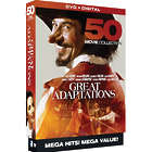 Great Adaptations 50 Movie DVD Collection