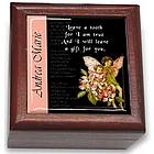 Personalized Fairies Tooth Fairy Box