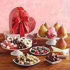 Sweetheart Fruits and Sweets Gift Tower