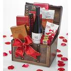 Perfect Pairing Valentine Wine and Chocolates Trunk
