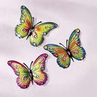 Jeweled Butterfly Set
