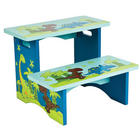 That's How We Roar Dinosaur Step Stool