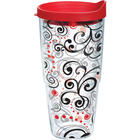 Berry Swirlwind Tumbler with Lid