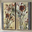 3-D Flower Prints Duo