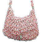 Shimmery Morn Soda Pop-top Shoulder Bag