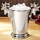 Regal Stag Silver Ice Bucket
