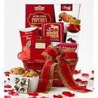 Divine Valentine Sweets Gift Basket
