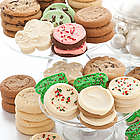 48 Assorted Holiday Cookies