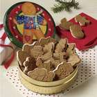 Gingerbread Spice Cookies in Tin