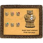 Personalized Retirement Plaque for Pharmacist