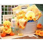 Baby Bath Time Gift Tub