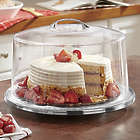 Cake Stand with Clear Cover
