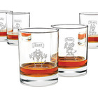 The 7 Deadly Sins Glasses