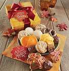 Fall Treats Decorated Cookies