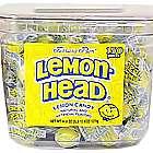 Lemonheads Candy Tub
