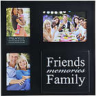 Friends Memories Family 3 Opening Collage Frame