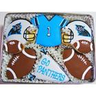 Go Panthers Cookie Gift Tin