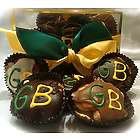 Green Bay Packers Turtle Chocolates Gift Box