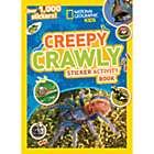 Kid's Creepy Crawly Sticker Activity Book