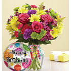 It's Your Day Happy Birthday Bouquet