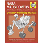NASA Mars Rovers Manual Owner's Workshop Manual Book
