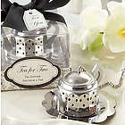 Mini Teapot Tea Infuser Favor