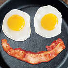 You're the Eggs To My Bacon Magnets
