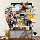 The Show Stopper Wine Gift Basket