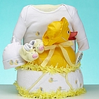 Ducky Cake Baby Gift Set