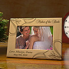 Personalized Calla Lily Wooden Picture Frame