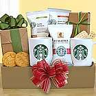 Deluxe Starbucks Recharge and Renew Gift Box