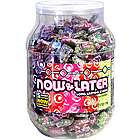 Now and Later Classic Candy Tub