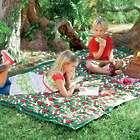 Lightweight Water-Resistant Outdoor Blanket