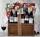 California Wine Country Holiday Gift Basket