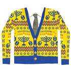 Ugly Hanukkah Faux Sweater T-Shirt
