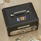 Personalized Kids Safe Cash Box