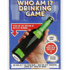 Who Am I? Drinking Game Stickers