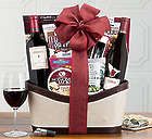 Napa & Sonoma Duet Wine Basket