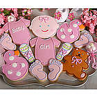 It's a Girl Cookie Assortment