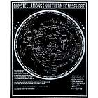 Glow in the Dark Constellation Poster